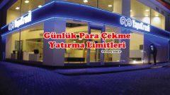 Yapı Kredi Bankası ATM Para Çekme ve Yatırma Limitleri